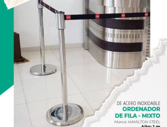 ORDENADOR DE FILA MIXTO #15