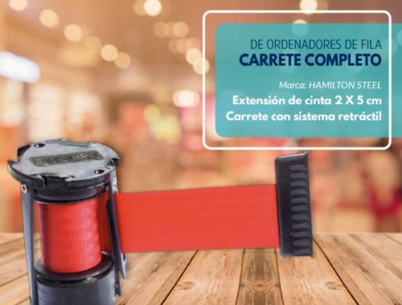 CARRETE COMPLETO PARA ORDENADORES DE FILA1