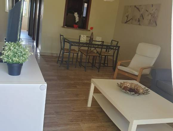 Apartamento de 3 Habitaciones ubicada En COCOTAL