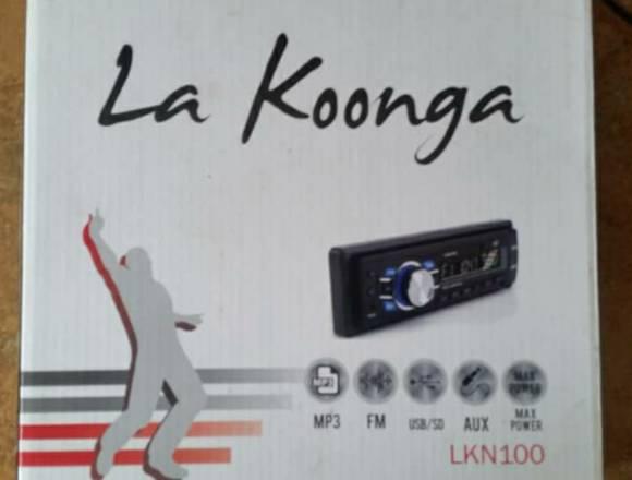Reproductor La Koonga LKN100