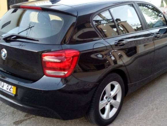 BMW Série 1 Efficient