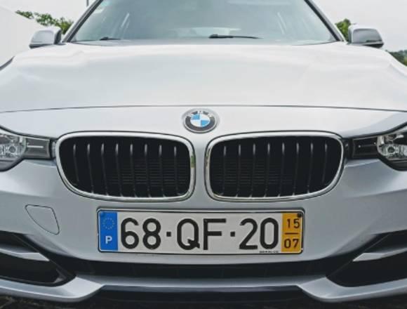 BMW Série 3 320 d Touring Pack M