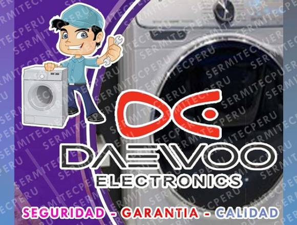 Soluciones>>>Reparación de Lavadoras-DAEWOO- Surco