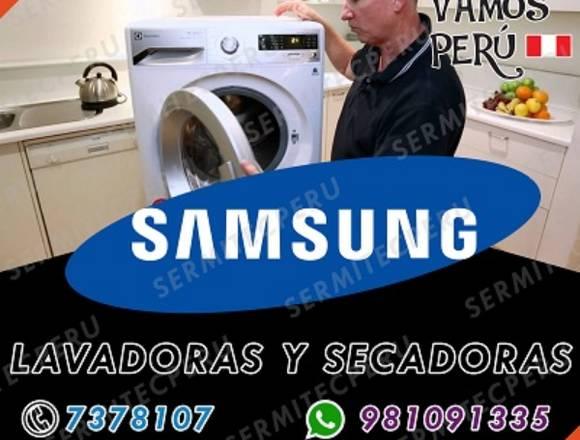 ¡EFICIENCIA! REPARACIÓN Lavadoras SAMSUNG