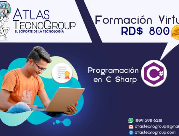 ¡Aprende a Programar con C#!