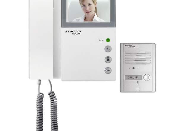 Videoporteros e interfones para casa u oficina