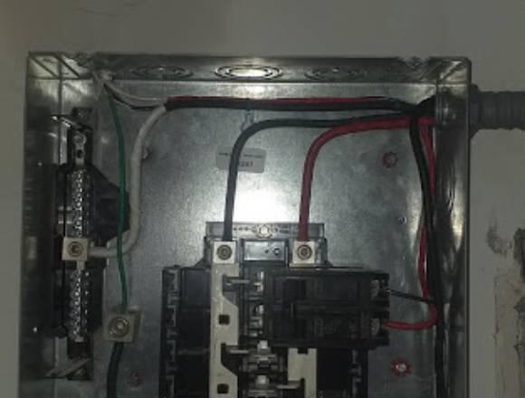 Electricidad y mantenimiento de aires  605804599