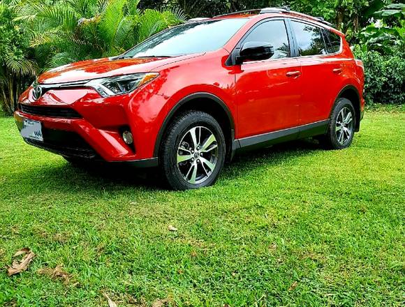 Toyota Rav4 LE año 2016