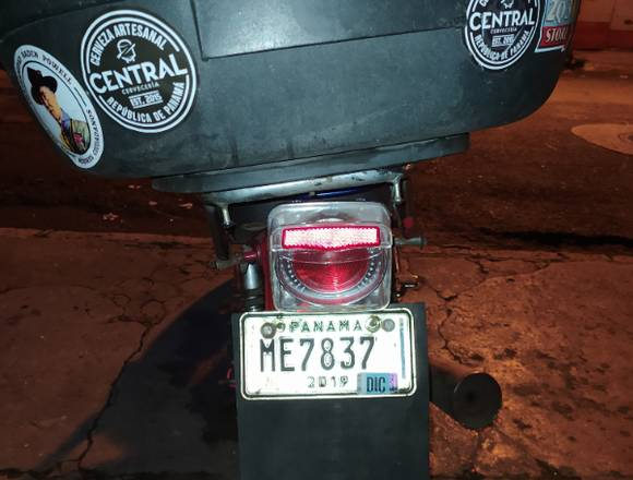 Se vende moto Negociable