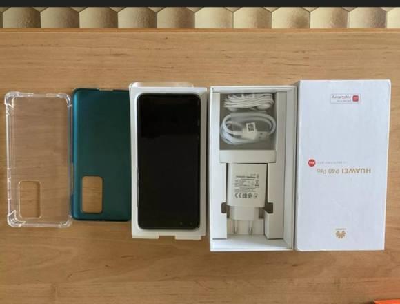 Huawei p40 pro grey é muito eficiente