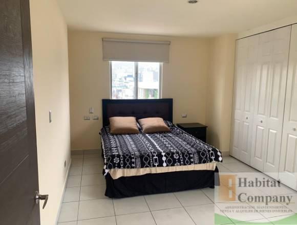 Rento Apartamento Amueblado zona 10