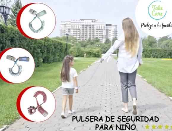 Manilla seguridad niños
