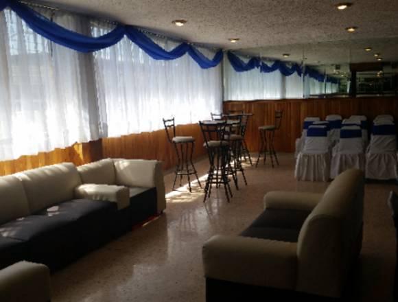 Salón de fiestas el  Dandy