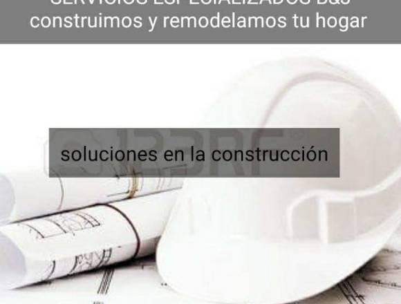 Arquitectura y construcción B&J