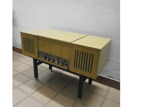 COMBINADO RADIO - TOCADISCO