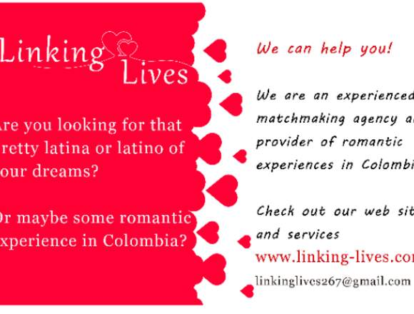 Matchmaking agency introduce you to latin woman
