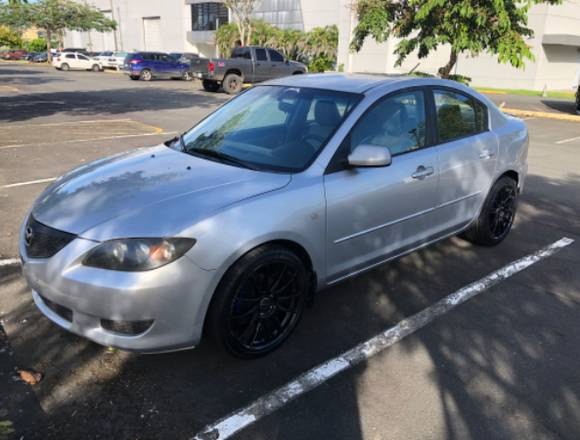 Mazda 3 del año 2006