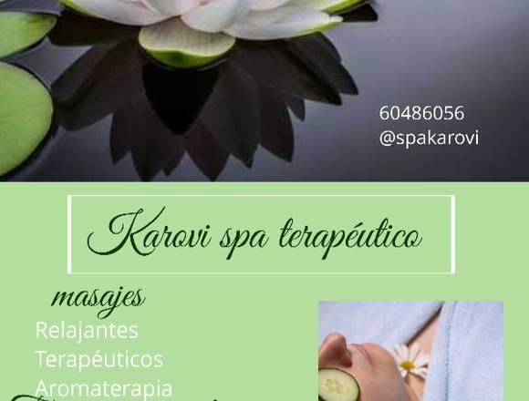 Masajes terapéuticos tel-60486056