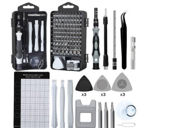 Kit de Destornilladores Profesional de Cajita.