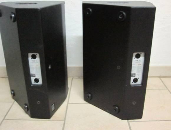 2 x Seeburg Acoustic Line TSM 10 Lautsprecher