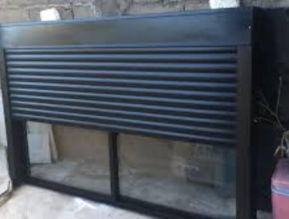MONOBLOC Y CORTINAS DE ENROLLAR PVC Y EN ALUMINIO