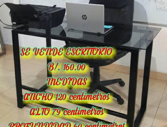 Se vende escritorio nuevo