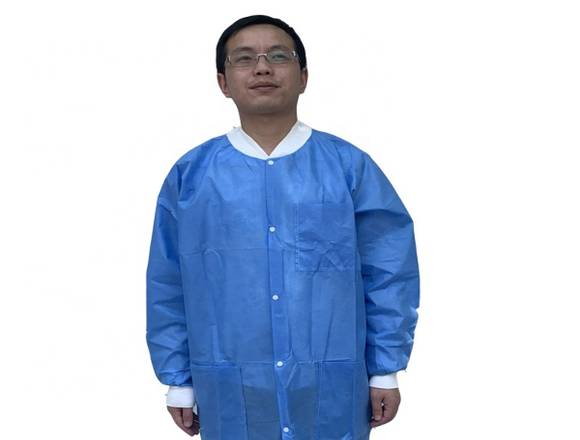 Bata de puño jersey 1.90