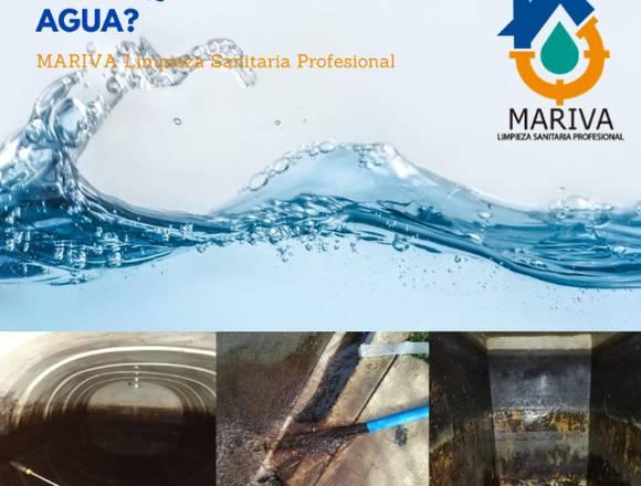 Limpieza de tanques y depósitos de agua