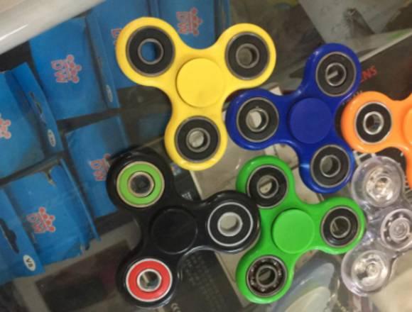 Spinner Clásicos o Con Luces