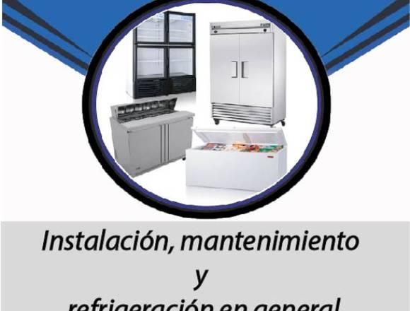 Servicios Tecnico de Refrigeracion y Mantenimiento
