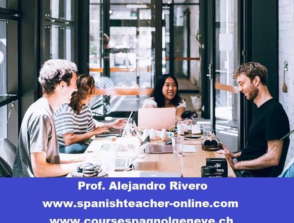 Spanisch Teacher Online, Online Spanish Lessons