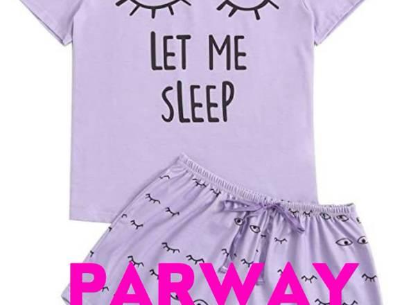 pijamas mujer juveniles