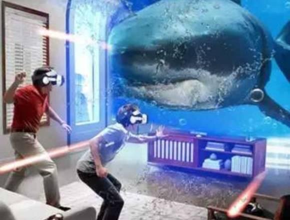 Gafas VR 360 realidad virtual Box