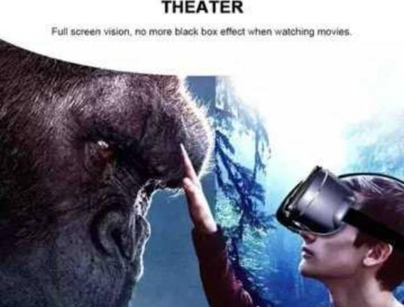 Lentes VR realidad virtual 360
