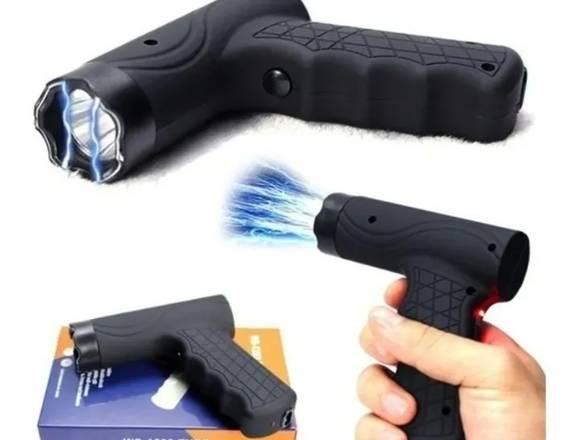 Pistola eléctrica recargable defensa personal
