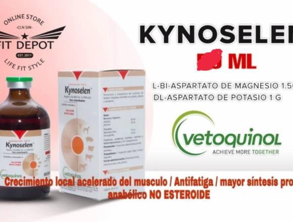 """Kynoselen 100ml""""crecimiento fuerza y resistencia."""