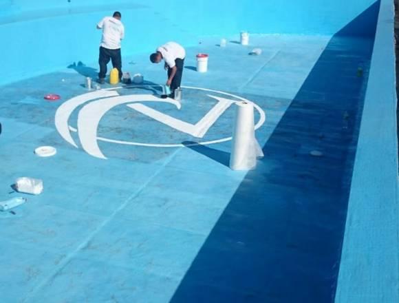 Impermeabilizacion y Reparacion de Piletas