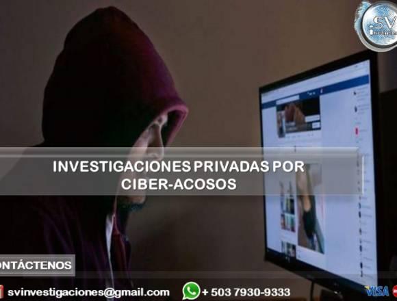 Investigación Privada por CiberAcoso