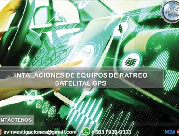 Instalación de Equipos GPS