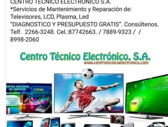 Centro Técnico Electrónico S.A