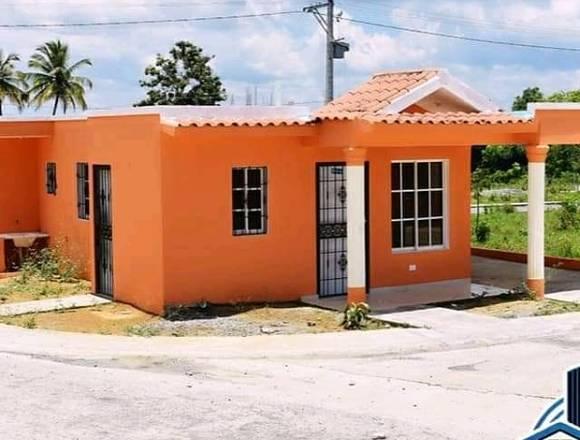 Proyecto de casas en Santo Domingo Norte