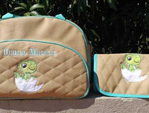 Bolsos, Mochilas de maternidad personalizados.