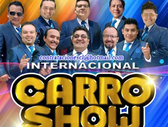 Internacional Carro Show Contrataciones Anuto Clasificados