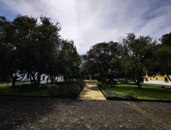 Terreno plano en Hacienda del Comendador