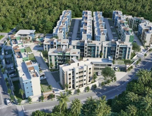 Apartamentos con bono en Ave Jacobo Majluta
