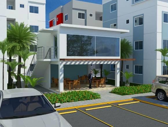 Apartamentos en Don Honorio Prox a Carrefour