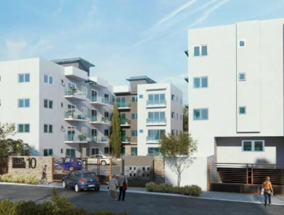 Apartamentos Prox a Carrefour