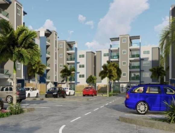 Apartamentos en Autopista Duarte