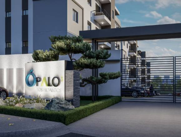 Apartamentos con Bono en Autopista Duarte