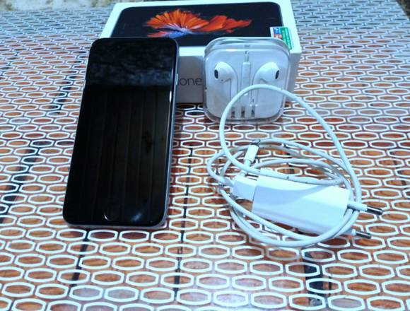 iPhone 6S Línea Movistar